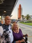 Tommy and Nancy at KSC