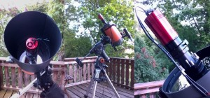 "Hyperstar w/ Atik camera on a Celeston 8"" SCT"