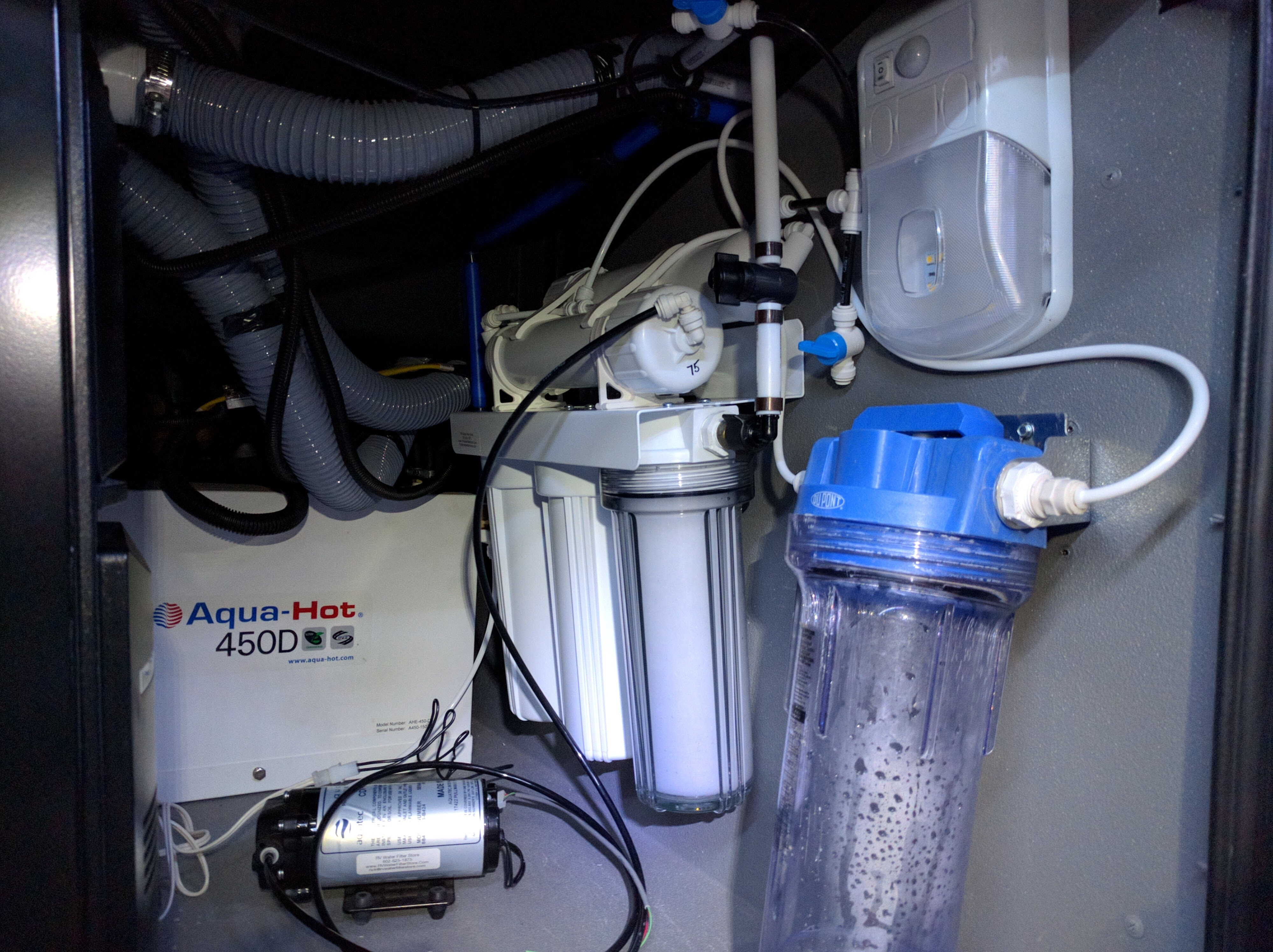 Mods: Whole RV Reverse Osmosis Water – TurtleHerding