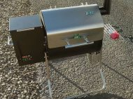 Green Mountain Grills - Davy Crockett