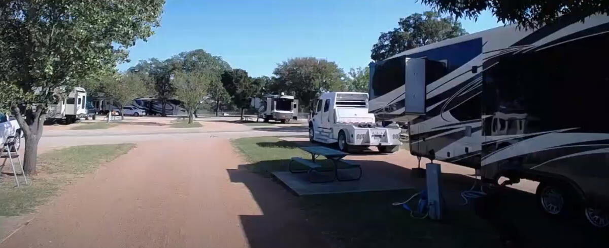 Peach Country RV Site 15